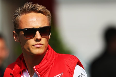 Sean Edwards Ambassador, Max Chilton