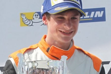 Sean Edwards Ambassador, Seb Priaulx