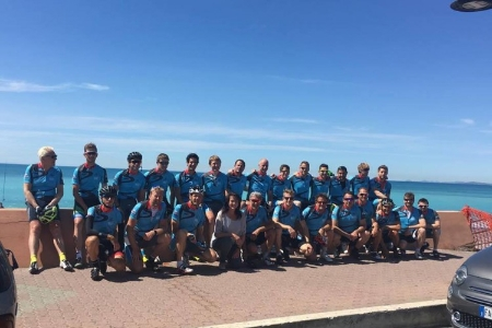 3rd Annual SEF Monaco Memorial Bike Ride - 2016 Monaco Bike Ride