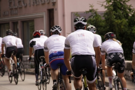 Sean Edwards Foundation - Monaco Bike Ride