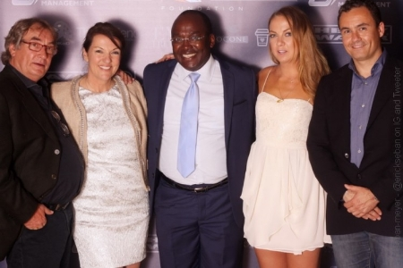 Sean Edwards Foundation - Monaco Launch