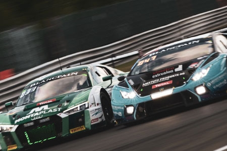 SEF Ambassador Wins the Total 24 Hours of Spa