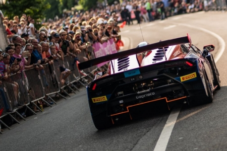What does it take to be a racing driver