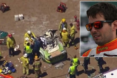 Sean Edwards: British Driver Dies In Crash