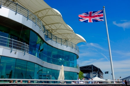 Win BRDC VIP Passes to the 2017 British Grand Prix
