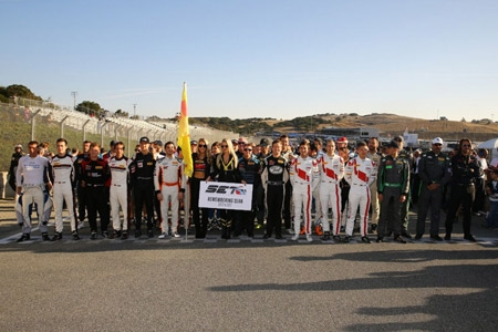 Intercontinental GT Challenge Remember Sean