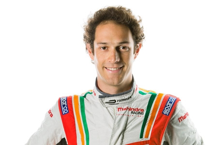 Sean Edwards Foundation supporter, Bruno Senna