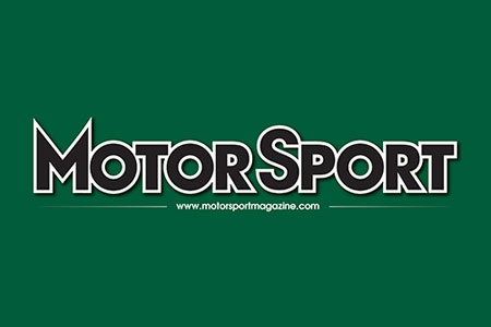 Sean Edwards Foundation working in collaboration with Motor Sport Magazine